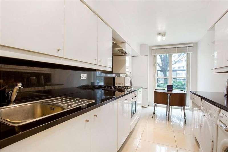2 Bedrooms Flat for sale in Bishops Court, 76 Bishops Bridge Road, London, W2