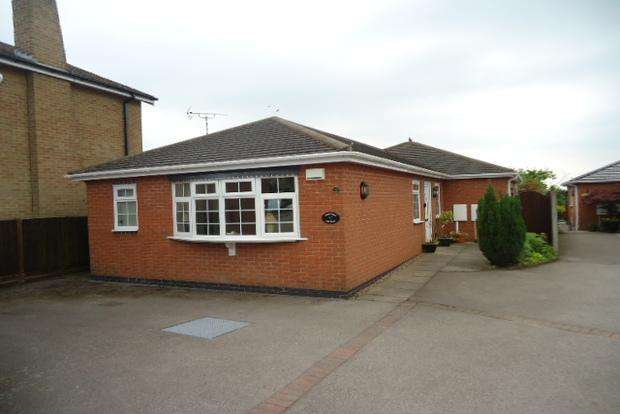 2 Bedrooms Detached Bungalow for sale in Forest Road, Huncote, Leicester, LE9
