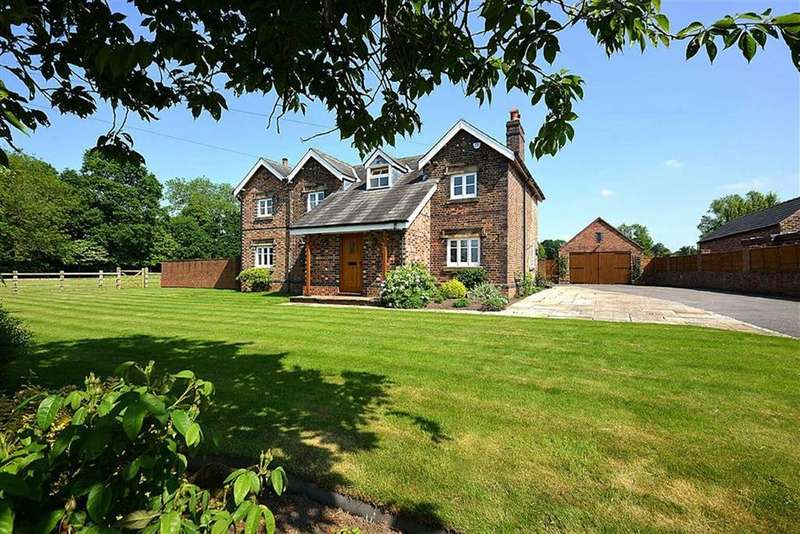 4 Bedrooms Detached House for sale in Welsh Row, Nether Alderley