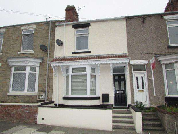 3 Bedrooms Terraced House for sale in ROSS TERRACE, FERRYHILL, SPENNYMOOR DISTRICT