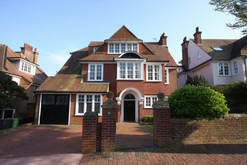 6 Bedrooms Detached House for sale in Rowsley Road, Eastbourne BN20