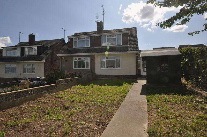 3 Bedrooms Semi Detached House for sale in Crispin Way, Kingswood