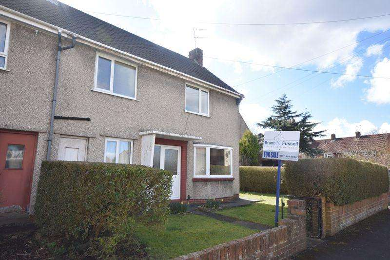 3 Bedrooms Semi Detached House for sale in The Crescent Soundwell