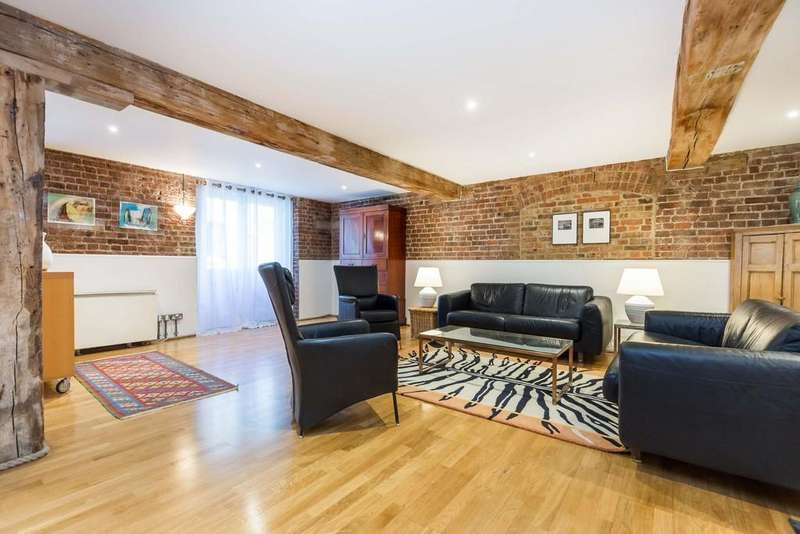 2 Bedrooms Apartment Flat for sale in Devon House, Maidstone Buildings Mews, London