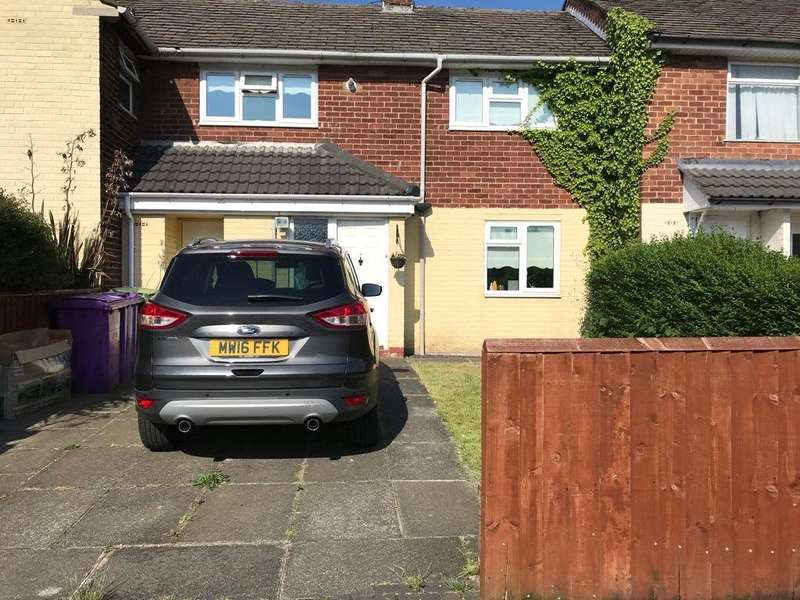 2 Bedrooms End Of Terrace House for sale in Halcombe Road, Liverpool, Merseyside, L12