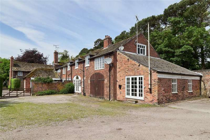 4 Bedrooms Mews House for sale in Church Lane, Gawsworth, Cheshire, SK11