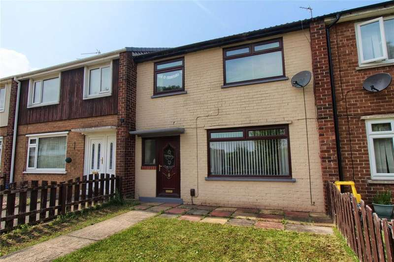 3 Bedrooms Terraced House for sale in Ashdown Way, Low Grange