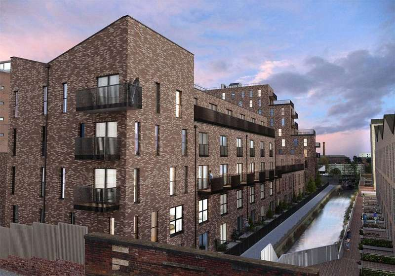 3 Bedrooms House for sale in Islington Wharf Locks, Waterside Places,, Greater Manchester, M4