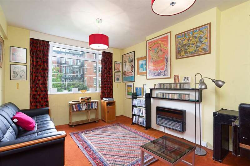 2 Bedrooms Flat for sale in Charlbert Court, Eamont Street, St John's Wood, London, NW8