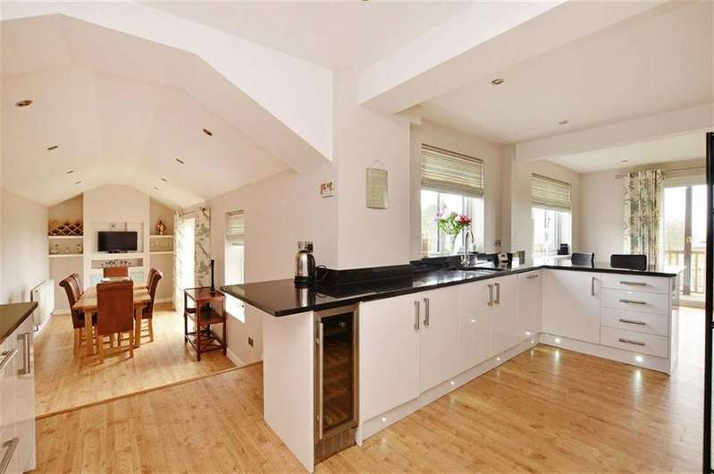 4 Bedrooms Detached House for sale in 7, Ford Close, Dronfield, Derbyshire, S18