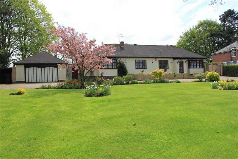 4 Bedrooms Bungalow for sale in Station Road, Desford, Leicester