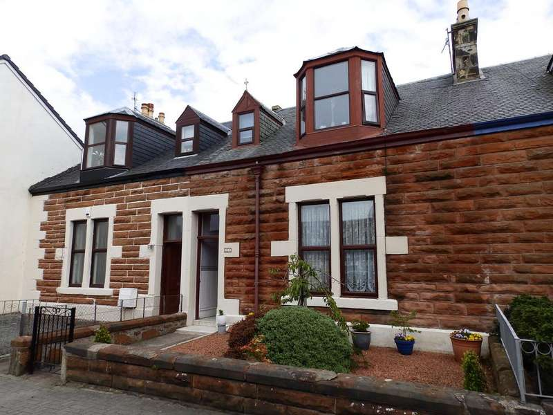 3 Bedrooms Terraced House for sale in Dalrymple Street, Girvan KA26