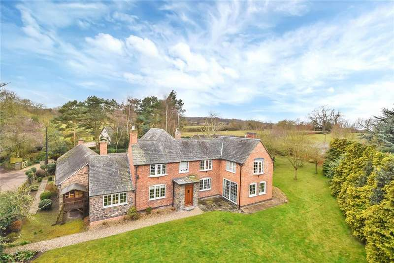 5 Bedrooms Detached House for sale in School Lane, Woodhouse, Loughborough
