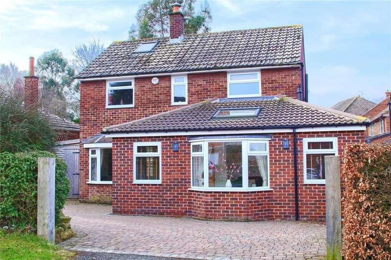 3 Bedrooms Detached House for sale in Connaught Road, Nunthorpe