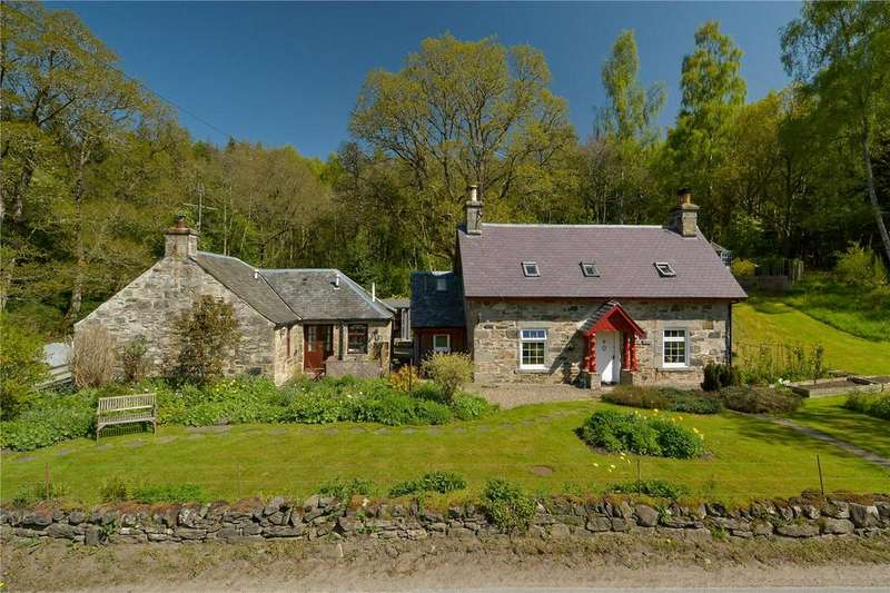 5 Bedrooms Unique Property for sale in Callwood Cottage, Aberfeldy, Perthshire, PH15