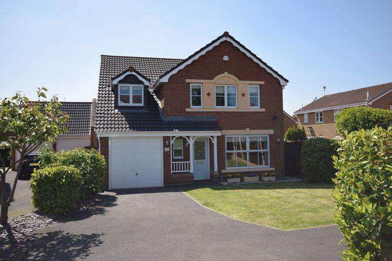 5 Bedrooms Detached House for sale in Truman Close, Widnes