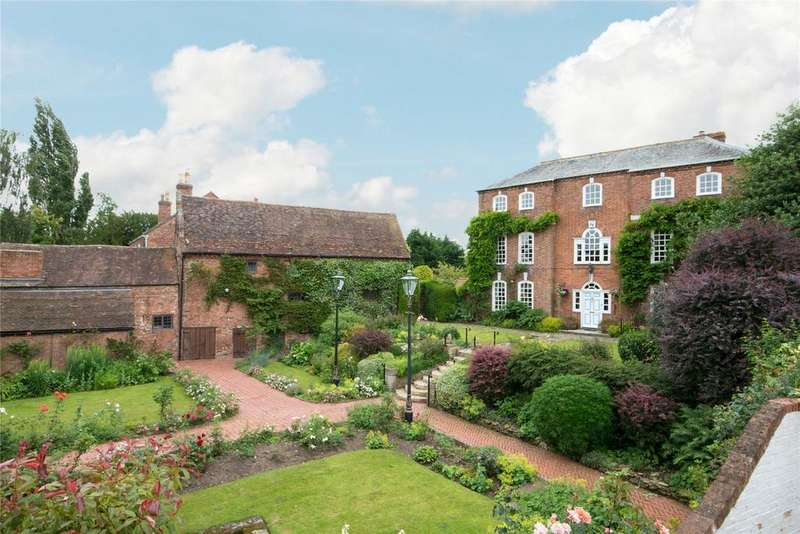 7 Bedrooms Detached House for sale in Waterside, Upton-upon-Severn, Worcester, WR8
