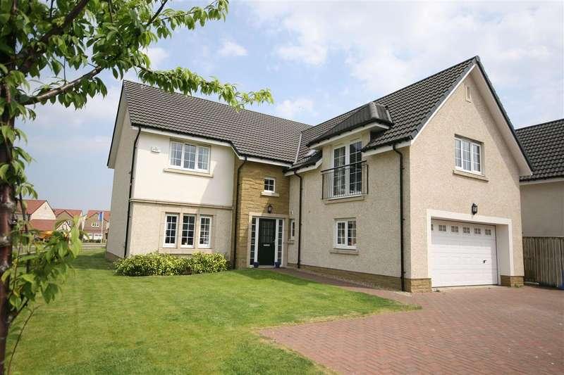 5 Bedrooms Detached House for sale in Macgregor Place, Larbert
