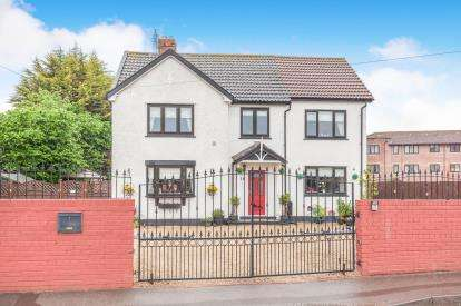 4 Bedrooms Detached House for sale in High Street, Nailsea, Bristol