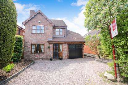 4 Bedrooms Detached House for sale in Birtles Road, Macclesfield, Cheshire