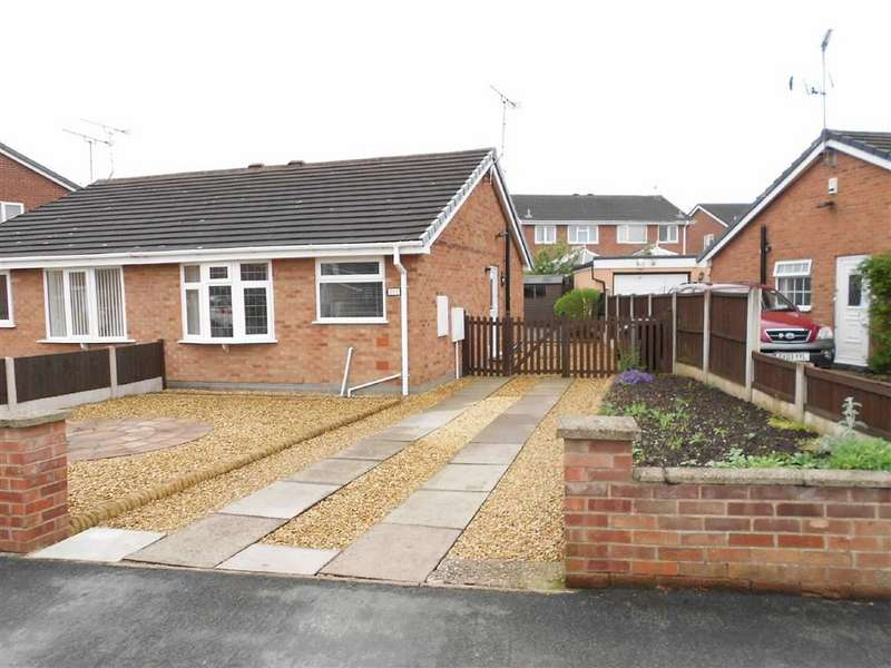 1 Bedroom Semi Detached Bungalow for sale in Lansdown Road, Sydney, Crewe, Cheshire