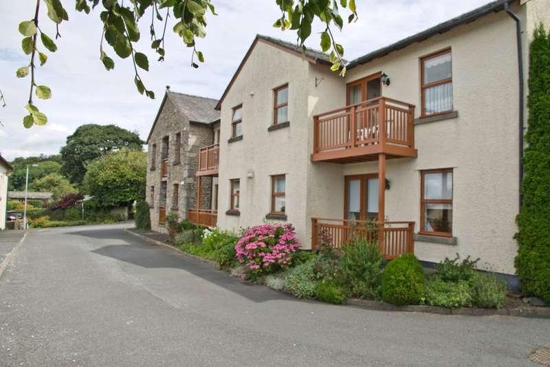 2 Bedrooms Ground Flat for sale in 3 Beathwaite Gardens, Levens, Kendal, Cumrbia, LA8 8NG