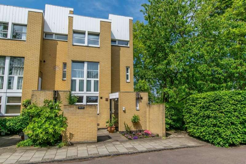 4 Bedrooms Town House for sale in Highsett, Cambridge