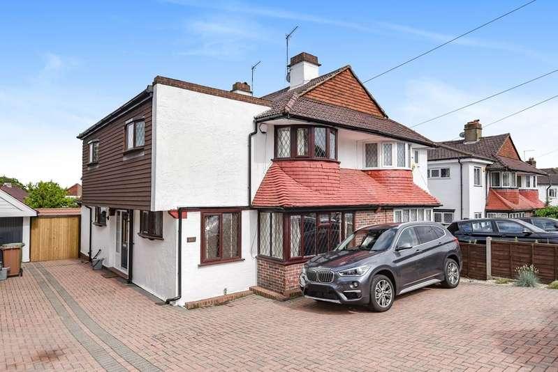 4 Bedrooms Semi Detached House for sale in Burnt Ash Hill Lee SE12