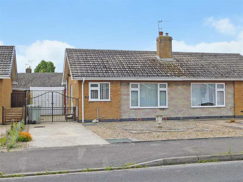 1 Bedroom Semi Detached Bungalow for sale in Dutton Avenue, Skegness, PE25 2HR