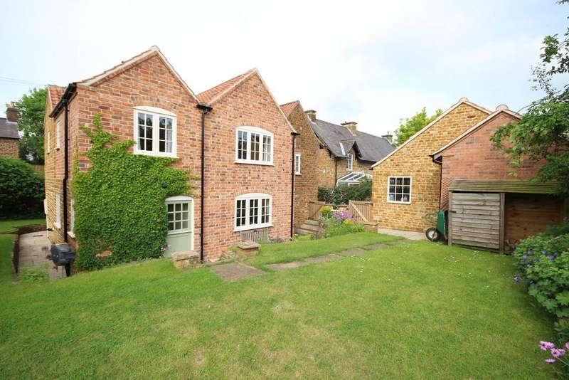 4 Bedrooms Detached House for sale in Main Street, Goadby Marwood