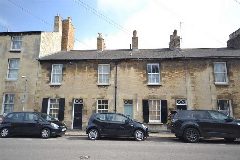 3 Bedrooms Town House for sale in St. Leonards Street, Stamford