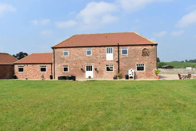 4 Bedrooms Barn Conversion Character Property for sale in Little Langton, Northallerton