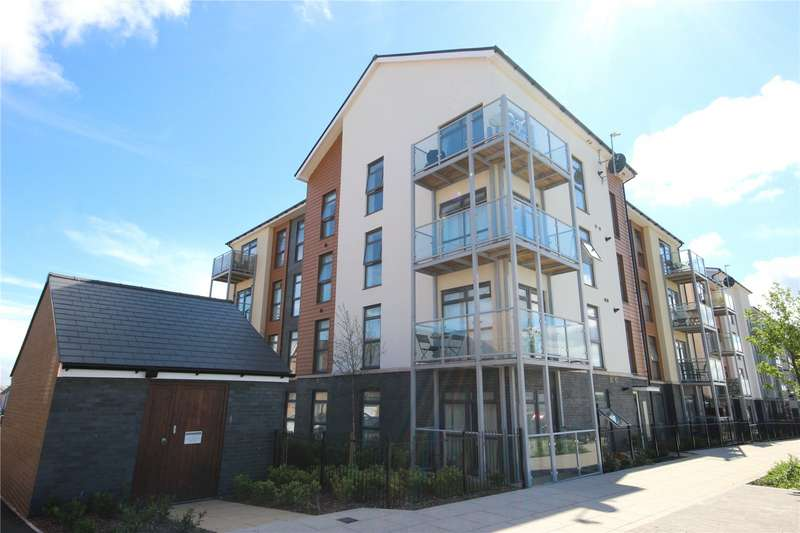 2 Bedrooms Flat for sale in Great Brier Leaze Charlton Hayes Patchway BS34