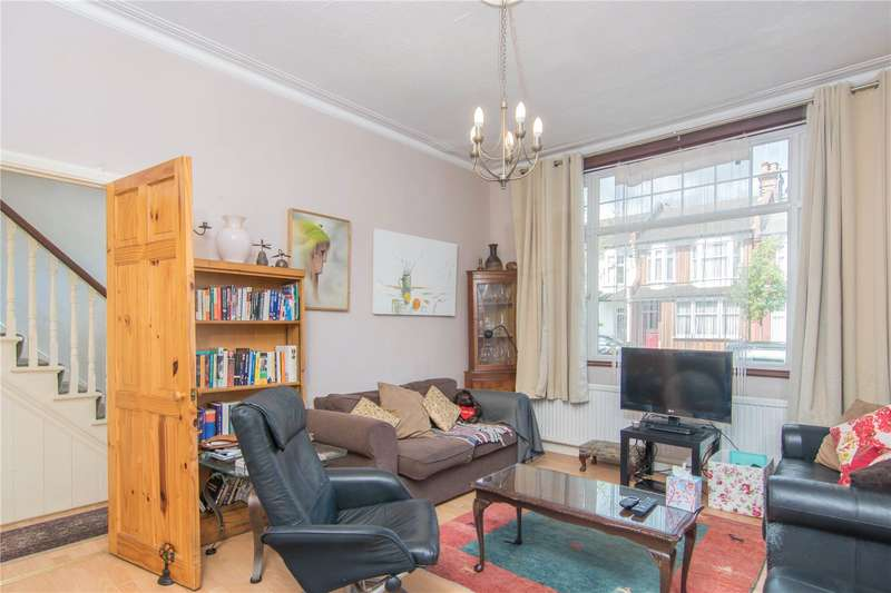 4 Bedrooms Terraced House for sale in Shrewsbury Road Bounds Green London