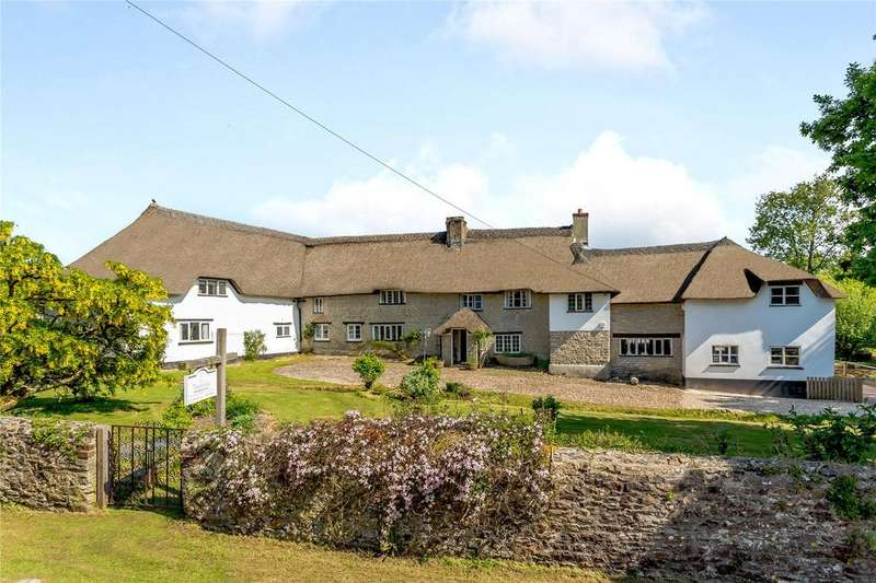 5 Bedrooms Detached House for sale in Buckerell, Honiton, Devon