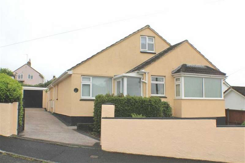 2 Bedrooms Bungalow for sale in Hilldown, Totnes, Devon, TQ9