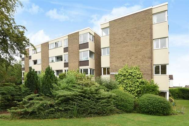 2 Bedrooms Flat for sale in Kimbolton Court, Kimbolton Road, Bedford