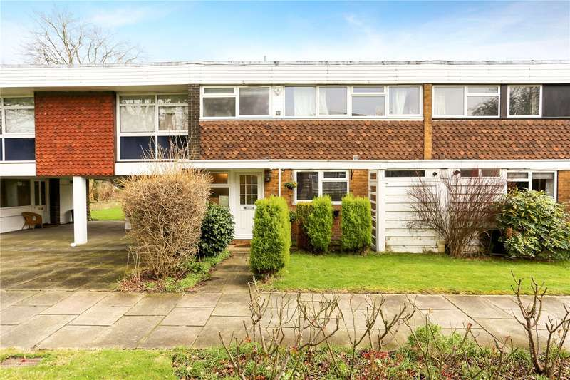 3 Bedrooms Terraced House for sale in Heronsforde, Ealing, W13