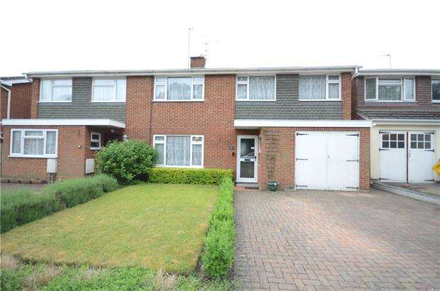 4 Bedrooms Semi Detached House for sale in Linstead Road, Farnborough, Hampshire