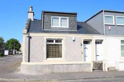 2 Bedrooms End Of Terrace House for sale in Aitken Street, Kirkcaldy