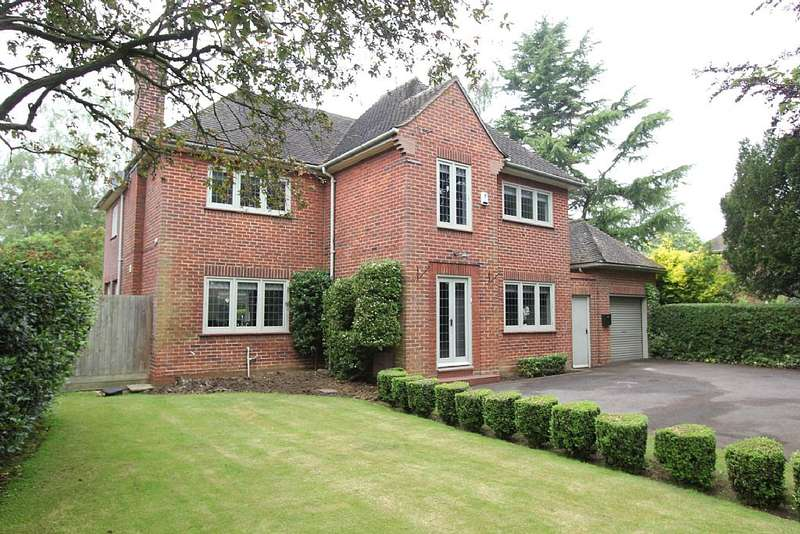 4 Bedrooms Detached House for sale in North Road, Bourne, Lincolnshire, PE10