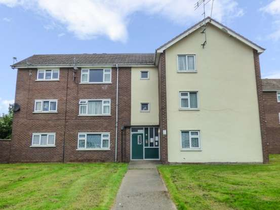 2 Bedrooms Flat for sale in Melbourne Road, Chester, Cheshire, CH1 5JG