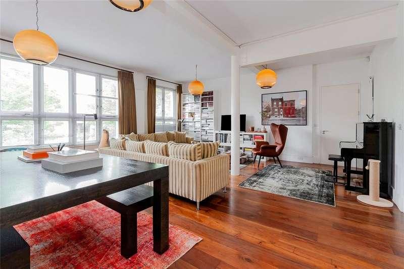 3 Bedrooms Flat for sale in Alaska Buildings, 61 Grange Road, London