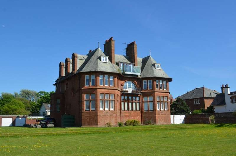 2 Bedrooms Apartment Flat for sale in 5 Wellsbourne House, Ayr, KA7 2XA