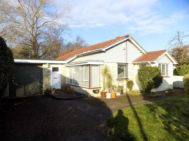 3 Bedrooms Detached Bungalow for sale in Langdown Lawn, Hythe SO45