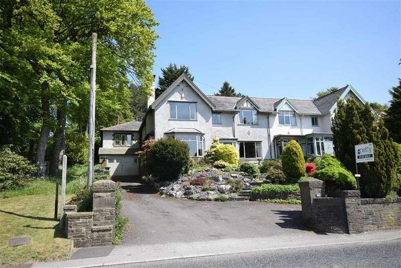 5 Bedrooms Semi Detached House for sale in Gisburn Road, Blacko, Lancashire