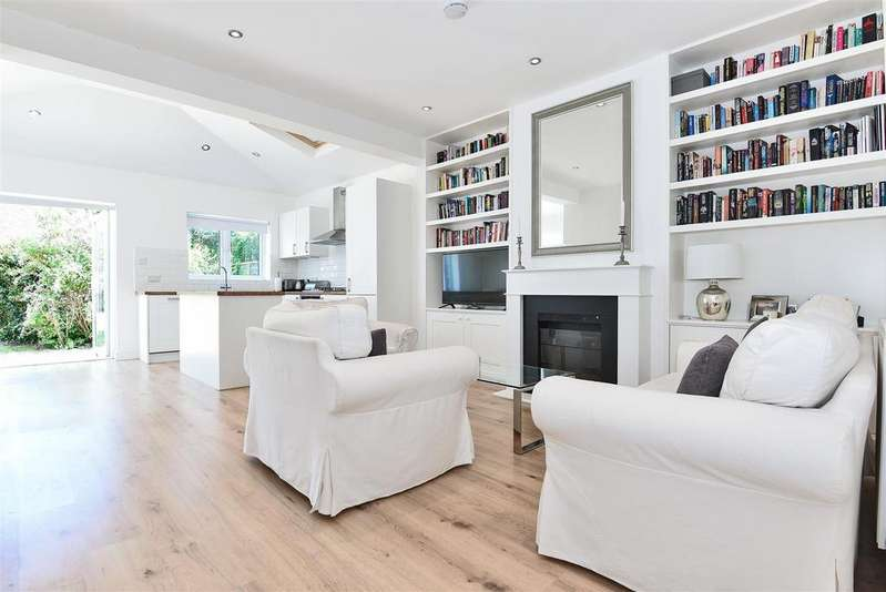 4 Bedrooms End Of Terrace House for sale in Mortlake