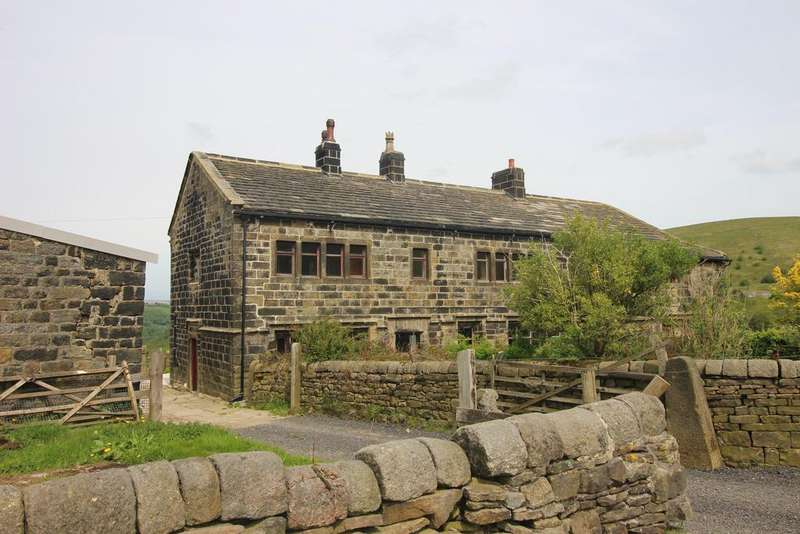 4 Bedrooms House for sale in Eastwood, Todmorden OL14