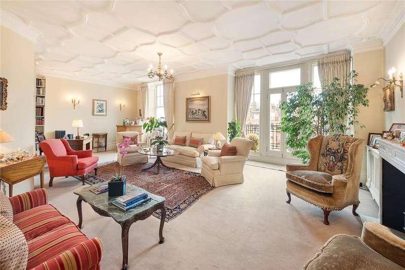5 Bedrooms Flat for sale in Oakwood Court, London