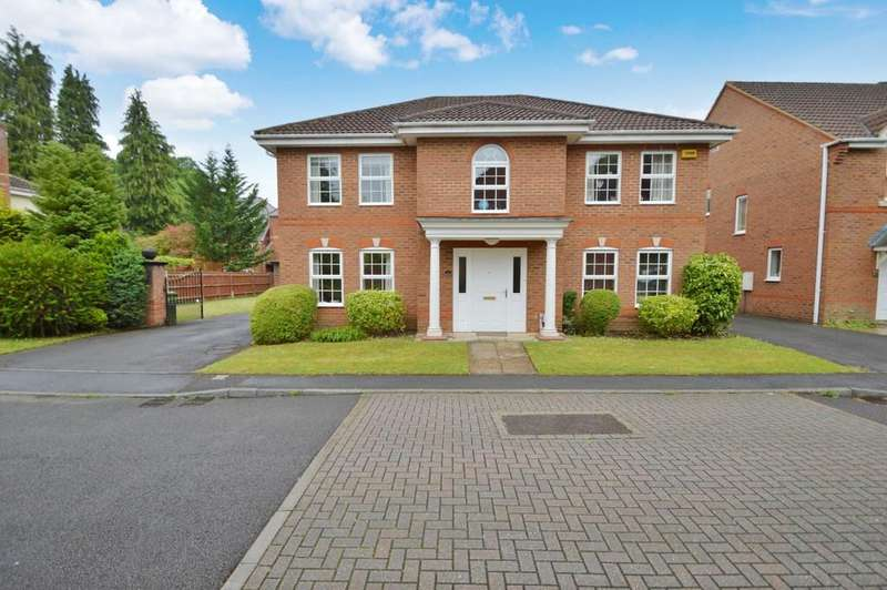 4 Bedrooms Detached House for sale in Colvin Gardens, Chandlers Ford